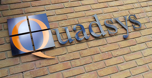 Quadsys External Sign